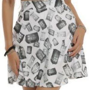Doctor Who TARDIS Mini skirt